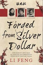 FORGED FROM SILVER DOLLAR  -  Li Feng