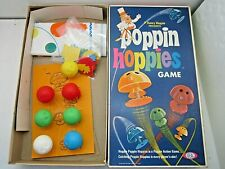 VINTAGE 1968 IDEAL POPPIN HOPPIES ACTION GAME INCOMPLETE 1960'S TOY