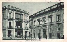 CHIETI: Teatro Marrucino    1923