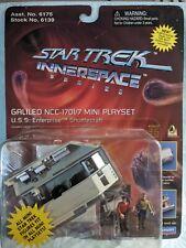 Star Trek Innerspace series- Galileo Ncc-1701/7 Uss Enterprise shuttlecraft set