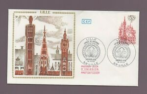 FDC 1982 - Lille (2612)