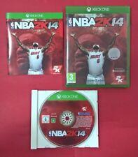 NBA 2K14 - XBOX ONE - USADO - MUY BUEN ESTADO