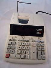 Canon Mp25Dv 12 Digit Desktop Calculator, Clock & calender Tested working