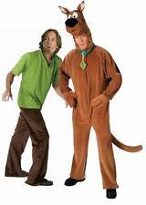 SCOOBY DOO + Shaggy Da Uomo Costume Coppia Costume Adult FILM CARTOON Costumi