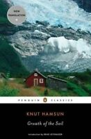 Growth of the Soil (Penguin Classics), Acceptable, Hamsun, Knut, Book