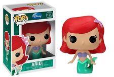 Ariel the mermaid Arielle la sirena Pop! DISNEY #27 VINILE Funko Personaggio