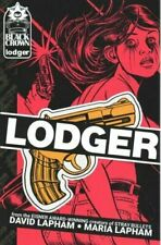 Lodger by David Lapham  #11814