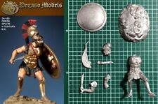 PEGASO MODELS 54-180 - GREEK OPLITE V CENTURY BC - 54mm WHITE METAL (no box)
