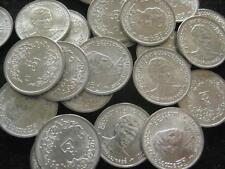 Myanmar Burma  Pya 1966  BU  lot of 25 coins