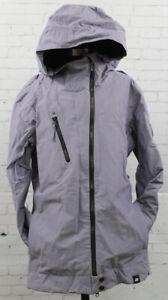 New Ride Womens Lenora Snowboard Jacket Medium Concord
