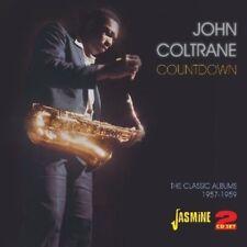 JOHN COLTRANE - COUNTDOWN 2 CD NEUF