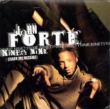 Audio CD Ninety Nine / Flash the Message - Forte, John - Free Shipping