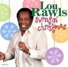 Lou Rawls Swingin' Christmas 10 Tracks 2000