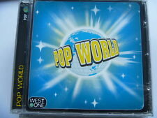 POP WORLD  WEST ONE RARE LIBRARY SOUNDS MUSIC CD