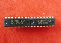 10Pcs SN74HC595N 74HC595 8-Bit Shift Register DIP-16 IC mjL6