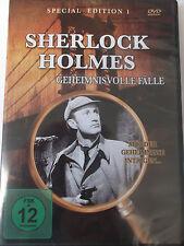Sherlock Holmes - Serie - Fall des Texas Showgirls - streitsüchtige Geist