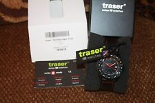 TRASER RED ALERT T-100 H-3 Sapphire Crystal. BRAND NEW! Model :106479,  IN Stock