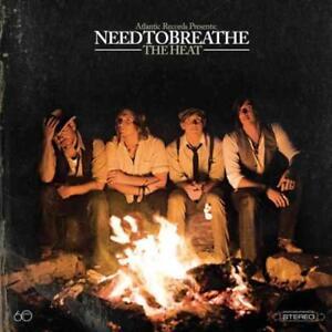 NEEDTOBREATHE - THE HEAT NEW CD