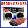 OBDLink SX USB: Professionelles 16-Bit-Diagnose-Multiecuscan RENOLINK