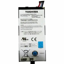 Genuine PA3978U-1BRS 3.7v 15wh Battery Toshiba Thrive 7 Tablet Series PABAS255