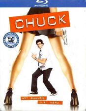 Chuck ~ Complete 2nd Second Season 2 Two ~ NEW 6-DISC BLU-RAY SET