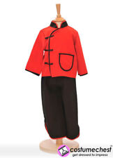 5-7 years boys traditional oriental / Chinese changshan tang pretend costume