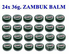 24 Pc Zam Buk Ointment Beeswax Herbal Bites First Aid Supplies Pain Relief Cream
