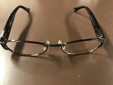 Coach HC 5002B 9027 Reina 47mm 16mm 135mm Dark Brown Rx Eyeglasses Frame NEW