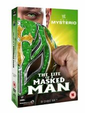 WWE Rey Mysterio  The Life Of A Masked Man [DVD]