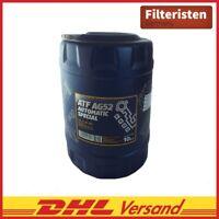 10L Mannol Getriebeöle  ATF AG52 automatic special MN8211-10