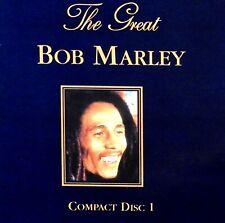 The Great Bob Marley [Disc 1] by Bob Marley (CD)