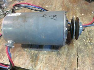 GE 2 HP ELECTRIC MOTOR 230/460 VOLT