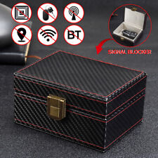Faraday Box Keyless Car Key Signal Blocker Anti Thief Safe RFID Blocking
