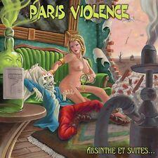 PARIS VIOLENCE Absinthe et suites 2018 12''maxi limited issue 50 copies  black