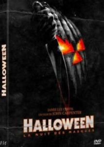 DVD - HALLOWEEN, LA NUIT DES MASQUES / JOHN CARPENTER'S, JAMIE LEE CURTIS, NEUF