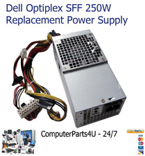 Dell 6MVJH Optiplex 390 SFF Slimline 250W Replacement ATX Power Supply Unit PSU
