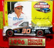 Nascar Craftsman #30 Dodge Truck 1:64 Toy 1996 PREMIER EDITION Mopar Hensley NEW