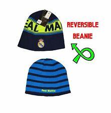 Real Madrid Beanie Reversible Skull Cap Hat New Season