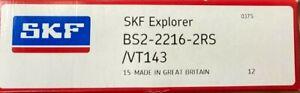 BS2-2216-2RS/VT143 SKF Sealed Spherical Roller Bearing