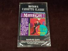 "MARVIN GAYE ""GREAT SONGS AND PERFORMANCES..."" CS TAPE SEALED MOTOWN 1983 SOUL"