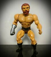 He-Man Masters Of The Universe Fisto Action Figure Mattel 83 Vintage MOTU Rare