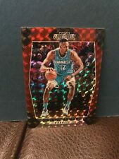 2017-18 PANINI PRIZM MOSAIC DWIGHT HOWARD RED PRIZM REFRACTOR CHARLOTTE HORNETS