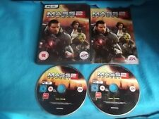 MASS EFFECT 2 PC DVD-ROM V.G.C. FAST POST COMPLETE