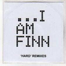 (EN983) I Am Finn, Hard (remixes) 8 Tracks - DJ CD