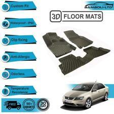 3D Floor Mats Liner Interior Protector Fit for SEAT Toledo 1999-2004