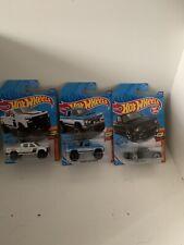 Hot Wheels - '91 GMC Syclone - '70 Dodge Power Wagon - '19 Chevy Silverado