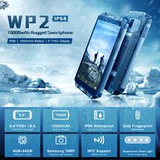 "Outdoor Handy Oukitel WP2 4GB+64GB 10000mAh 6.0"" IP68 Smartphone Octa Core NFC"
