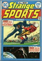 Strange Sports Stories #3 (1974) Curt Swan, Dick Giordano - DC A