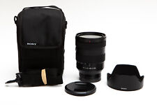 Sony FE 24-70mm f/2.8 f2.8 GM Camera Lens (SEL2470GM) ** Sharp and Fast! (USA)