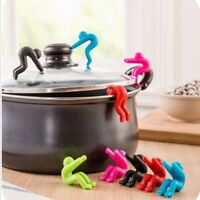 Creative Kitchen Gadgets Raise The Lid Overflow Device Stent for Kitchen Tools
